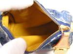 ブランド買取の質屋出品『ルイ・ヴィトン』デニム・トゥルーススピーディPM/ポーチ/M95082