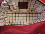 「COACH」ブリーカーレザートートバッグ /12415/レッド ブランド品買取|名古屋の質屋