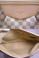 ブランド買取/金買取 名古屋の質屋出品 「ルイ・ヴィトン」ダミエアズール・シラクーサMM/N41112