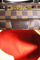 ブランド買取/金買取 名古屋の質屋出品 「ルイ・ヴィトン」ダミエ・リヴィントンPM/N41157