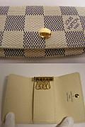 ブランド買取/金買取 名古屋の質屋出品 『ルイ・ヴィトン』キーケース4本用・ミュルティクレ4/N60020
